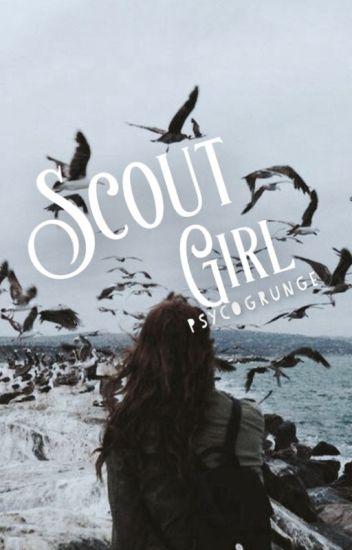 scout girl ;; cameron dallas