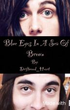 Blue Eyes in a Sea of Brown (Kellic) by Driftwood_Heart