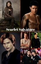 Scarlet Salvatore (Twilight/TVD) by insaneredhead