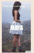 Maya  by valeriamalcangi04