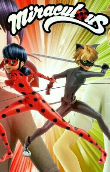 Miraculous - Neue Abenteuer von Ladybug und Cat Noir