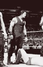 Roman Reigns, Seth Rollins, and Dean Ambrose Imagines by OneDirectionsHeart