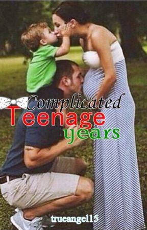 Complicated Teenage Years by trueangel15