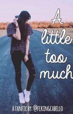 A Little Too Much ↠ Lauren Cimorelli by fckingcabello