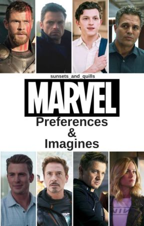 Marvel Preferences and Imagines by moviehead_always4