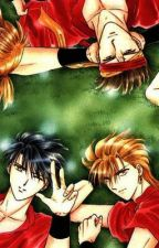 Second Chance (Fushigi Yuugi fanfiction) by All_the_Stars_Above