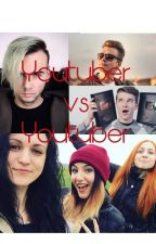 Youtuber vs Youtuber by blueunicorn1999
