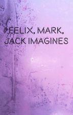 JackSepticEye, PewDiePie and Markiplier Imagines by marvelyoutubewwe