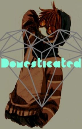 Domesticated (Ticci Toby x Neko! Reader) by theironicdemon-