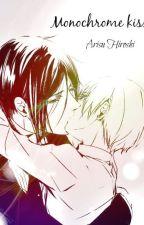 Monochrome kiss [SebaCiel; CZ] by Arihio