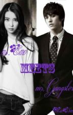 ms. emo meets mr. gangster by MsxAyna