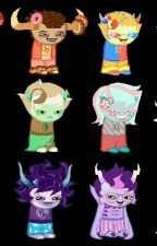 Homestuck X Readers by PercivalCoreMutant