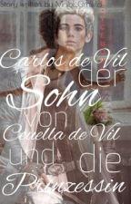 Carlos de Vil der Sohn von Cruella de Vil und die Prinzessin by Mrsbl_Grnwld