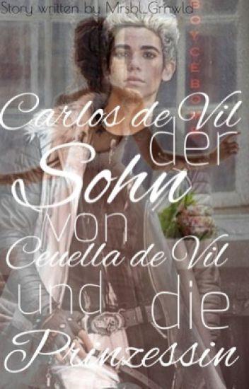 Carlos de Vil der Sohn von Cruella de Vil und die Prinzessin