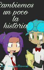 Cambiemos Un Poco La Historia- FNAFHS reverse by ArtistandAnthonyyaoi