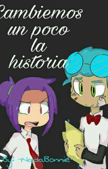 Cambiemos Un Poco La Historia- FNAFHS reverse