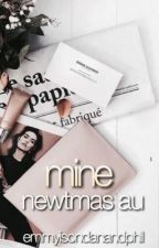 mine - newtmas au by emmypotter