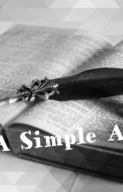 Just A Simple Author  by lots0stories