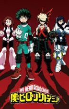 Como Llegue A Boku No Hero Academia?!!!  by LightningLoveStudios