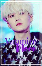 Vampire Moon | Min Yoongi  •BTS #ViaAward2017 by Pandora_Juyokkoch