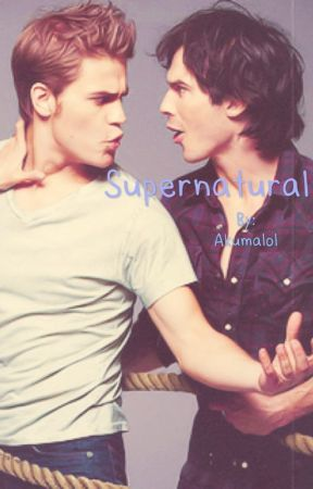 Supernatural by Akumalol