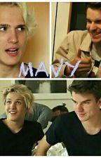 Mavy [DOKONČENO] by MajinkaTV