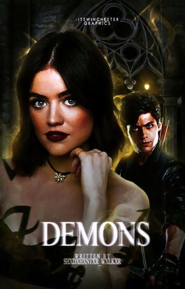 Demons (Alec Lightwood) [1] #Wattys2016