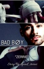 BAD BOY (#WATTYS2016) by zquad_stories