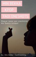 Min Bekka - kpop yaoi oneshots (HUN) by JustWantSing