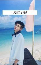 SCAM -- (Kim TaeHyung y tu) by Kpoper_29