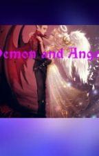 Демон и Ангел by KsuLove1617