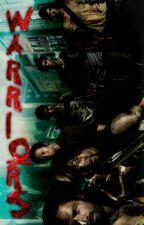 Warriors [TWD & TMR] by chxndleruxdark