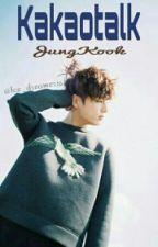 Kakaotalk// Jeon jung kook by Ice_dreamerss