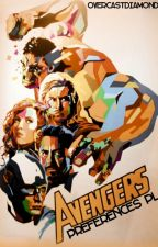 Avengers Preferences PL by OvercastDiamond