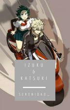 Izuku & Katsuki by Serenidad_