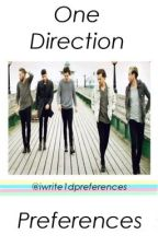 My [1D] Preferences by iwrite1dpreferences