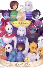 Undertale Komiksy PL by ShadowRuby01