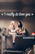 I really do love you. by dechainement