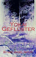 Yokai Geflüster by sad_angel_sayuri