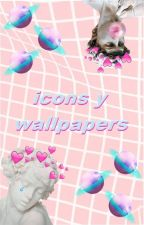 ✿Icons y wallpapers✿ by BlessedGoette