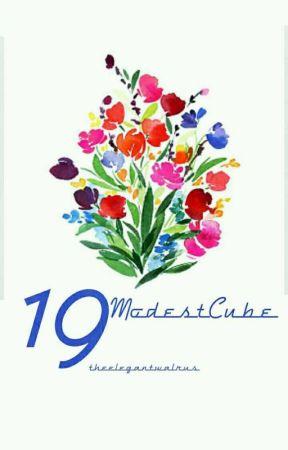 19 {ModestCube} by theelegantwalrus