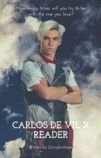 Carlos De Vil X Reader by RP__QUEEN