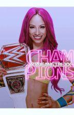 Champions ( Sasha Y Dean)  by TeenWolf_SpanishGirl