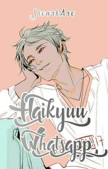 whatsapp | haikyuu