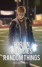 Lorien Legacies Random Things by melissa-is-a-penguin