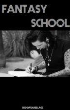 Fantasy School by BrideWearsBlack