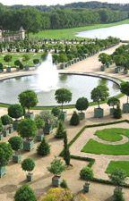 Jardins du château de Versailles by RPG-RoiSoleil