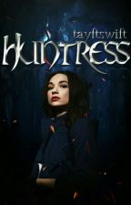 HUNTRESS ▶ PJO by tayftswift