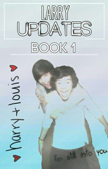 ⚓ larry updates (book #1) ⚓