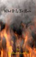 What It Is To Burn by MyBloodyValentine121